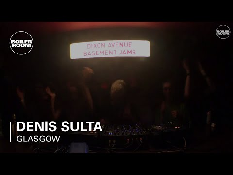 Denis Sulta Boiler Room Glasgow DJ Set