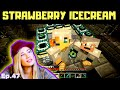 ♀♫ WE MADE IT!!! | Ep. 47 | Strawberry Icecream ♀♫ PSYCHO GiRL - Minecraft Roleplay