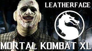 EL DESCARADO DE LEATHERFACE | PS4 | Mortal Kombat XL