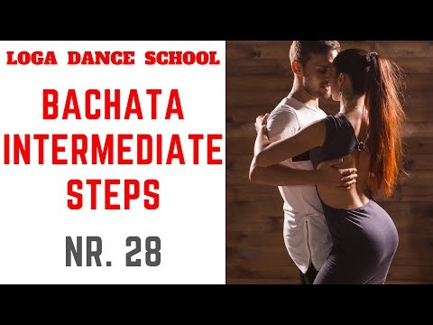 Learn Bachata Dance: Intermediate Steps #29 at Loga Dance School from YouTube · Duration:  2 minutes 46 seconds