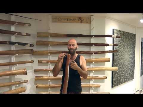 """The Didgeridoo Horn/Toot with Adam """"CrookedStixz"""" Henwood"""