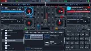 Mezclando en Virtual Dj 8 Música Electro House