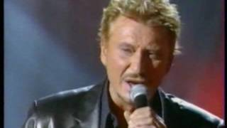 "Johnny Hallyday ""Partie de cartes"""