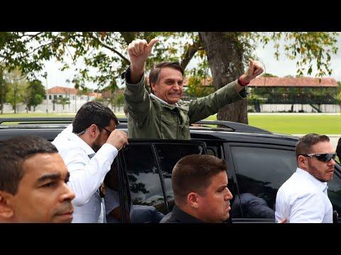 البرازيل: انتخاب مرشح اليمين المتطرف جايير بولسونارو رئيسا جديدا للبلاد  - 10:54-2018 / 10 / 29