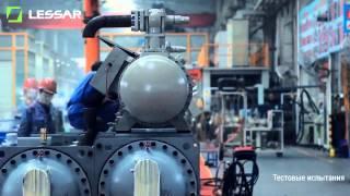 видео Чиллер с выносными конденсаторами