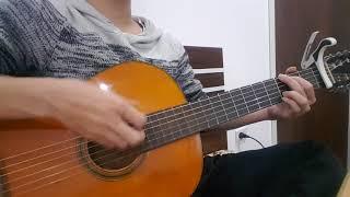 Đừng yêu ai đậm sâu Guitar cover