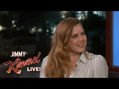 Amy Adams on Christmas & Golden Globe Nominations