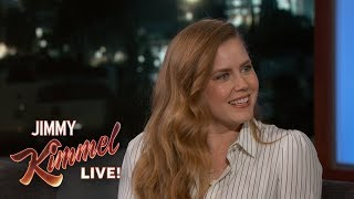 Amy Adams on Christmas amp; Golden Globe Nominations