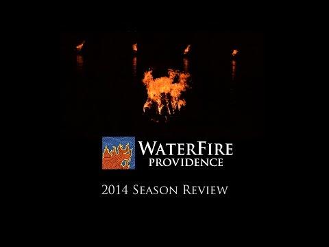 WaterFire Providence | 2014 Season Review