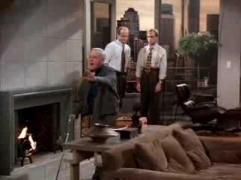 Frasier cuarta temporada capitulo 4