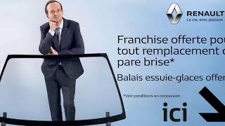 Pare brise franchise Renault Marignane - Spot publicitaire | Abyxo