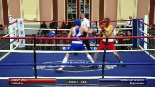 Haringey Box Cup Live Finals - Tommy Smith v. Raymond Downey