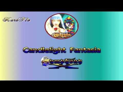 Symphony X - Candlelight Fantasia - Karaoke (Lyrics) Instrumental