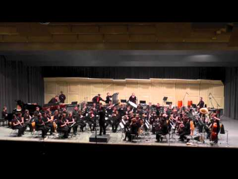 Symphony Nr.8 - David Maslanka 3.Mvt