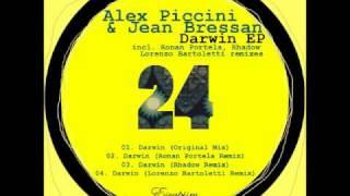 EM024 -  Alex Piccini & Jean Bressan - Darwin (Rhadow Remix)