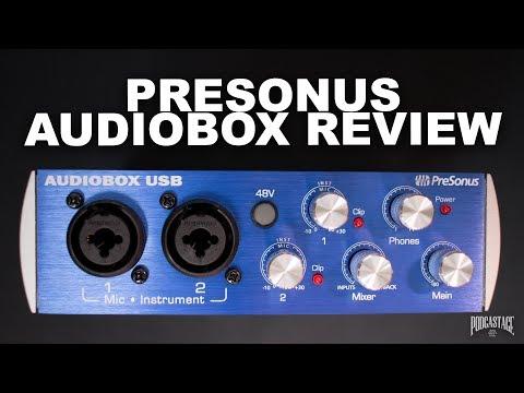 presonus-audiobox-usb-2x2-review-/-test-/-explained