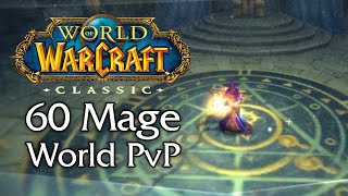 WoW Classic Mage PvP Montage ⚔️ pt 3
