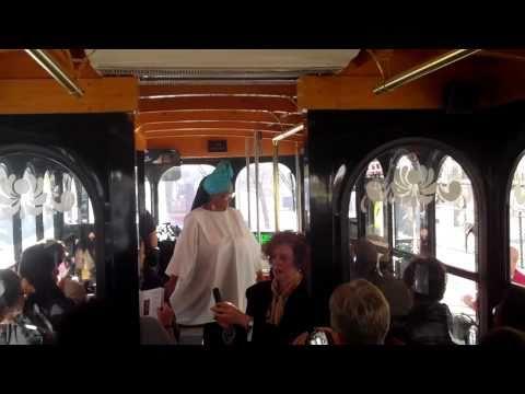 ARTCRAWL HARLEM: A Trolley-Bus Art Guide Across East Harlem (WBLS.Com)