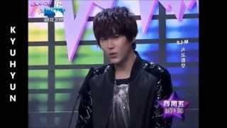 Super Junior - M High Note Challenge