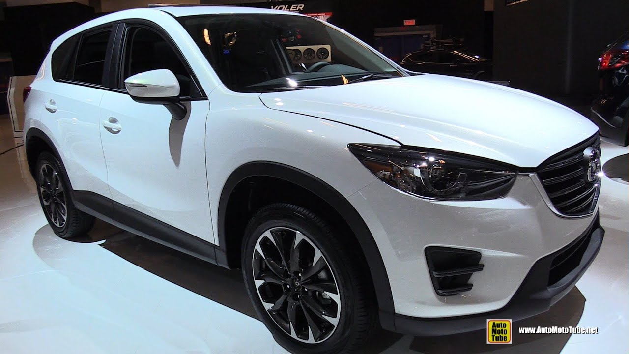 2015 Mazda Cx 5 Awd Skyactiv Exterior And Interior