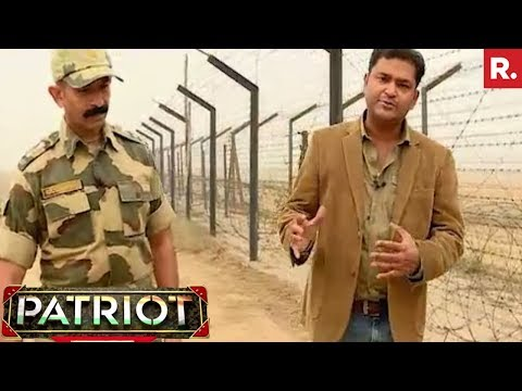 Major Gaurav Arya With Border Security Force | Patriot