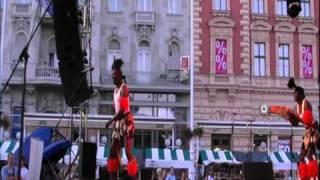 """""""Zvido Zvevanhu"""",Dance Ensemble,Harare,Zimbabwe:The Mbende Jerusarema Dance"""