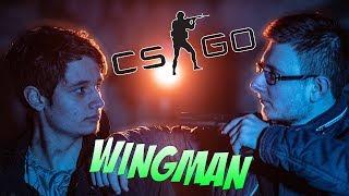 DWA NABOJE I NAS DWOJE | Gabor & Eybi w CS:GO Wingman