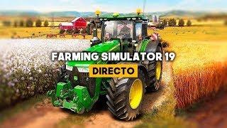 🔴 TENEMOS NUESTRA PROPIA GRANJA #1 | FARMING SIMULATOR 19 PLATINUM | GAMEPLAYSMIX & MILLANAHD