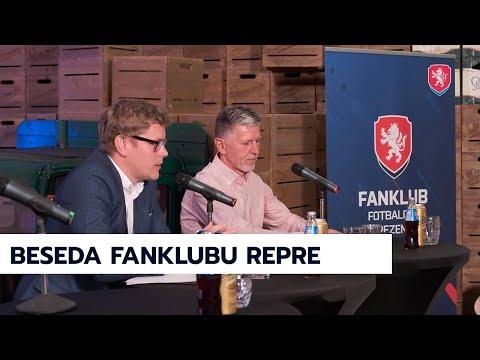 Beseda Fanklubu fotbalové reprezentace s Jaroslavem Šilhavým