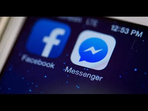 Increíble!! Facebook y messenger juntos en una app..[Androide 25]