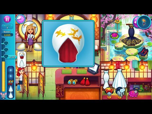 Fabulous - Angela's Wedding Disaster #48 Bonus Level 4-2 🎮 James Games