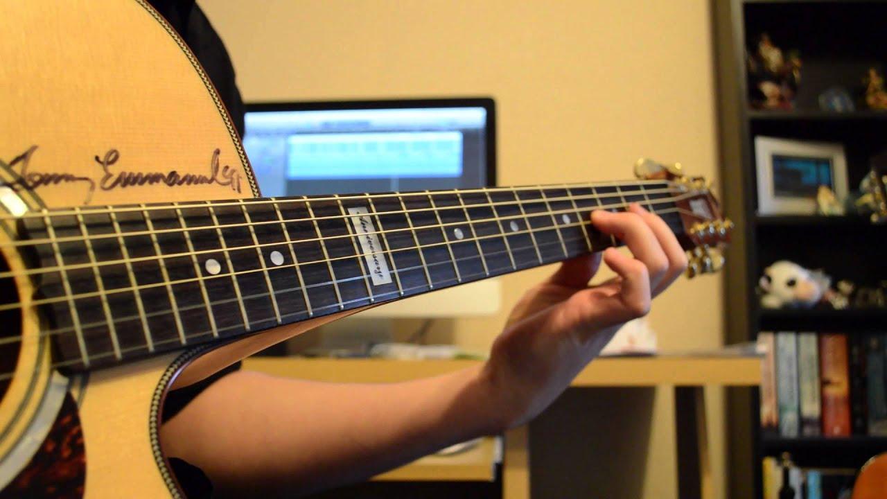 Postman Pat Theme - Fingerstyle Guitar - Paul Zeedijk