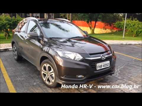 Honda Hr V Detalhes Noticiasautomotivas Com Br Doovi