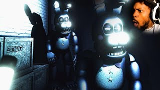 HE MOVES WHEN YOU'RE NOT LOOKING | FNAF The Fredbear Archives thumbnail