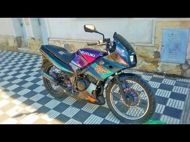 SUZUKI RGV 150R   UNA DE LAS 150cc M�S RAPIDAS   Nico Vega