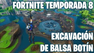 Balsa Botin spacecraft, Fortnite Battle Royale