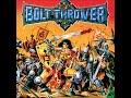 Bolt Thrower # War Master # FULL ALBUM # 1991