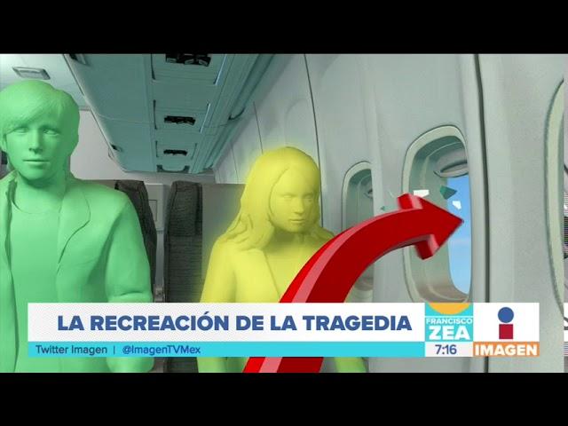 ¿Qué falló en el vuelo de Southwest que aterrizó en Filadelfia? | Noticias con Francisco Zea