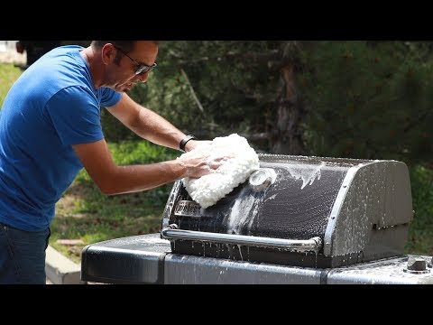 Barbeque Detail Part One | Washing & Cleaning |