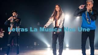 Romina Palmisano Ft La Melodia Perfecta - Experimentar (LETRA)