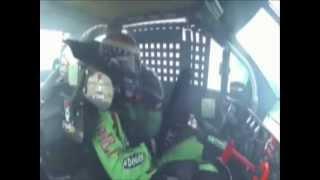 Danica Patrick 2012: A Crash Odyssey