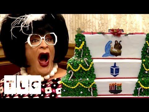 Drag Queen Christmas Extravaganza! | Cake Boss