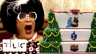 Drag Queen Christmas Extravaganza! | Cake Boss