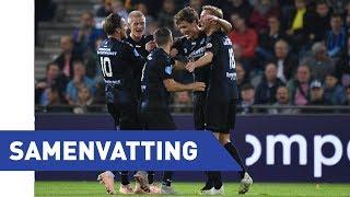 Samenvatting De Graafschap - sc Heerenveen (18-19)