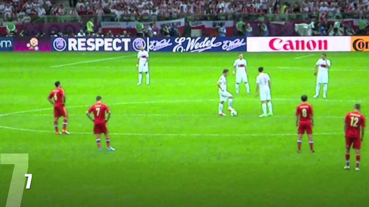 Euro 2012 - Mecz Polska - Rosja 2012: Siła prawdziwych kibiców (12 Czerwca 2012) Warszawa [HD]