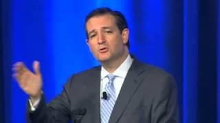 Sen. Ted Cruz Booed Off Stage