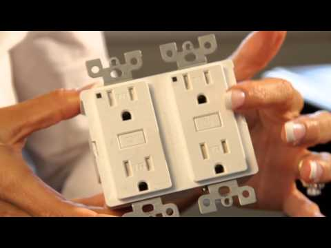 Eco Shark ESR - Energy Saving Receptacle - Outlet