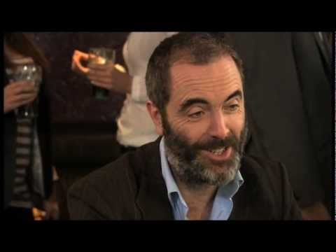 James Nesbitt on Manchester United, George Best and Cold Feet