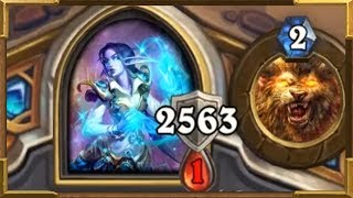 Hearthstone: 2563 Armor Combo With Bees And Linecracker | Saviors Of Uldum New Decks | Wild