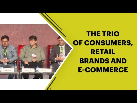 The trio of consumers, retail brands and e-commerce